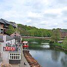 River Wear in Durham by Cathy Jones