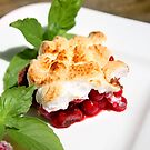 Red Currant Baiser Tarte by SmoothBreeze7
