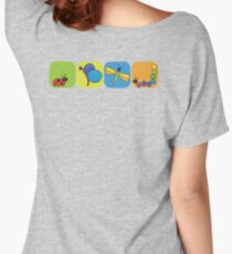 bugs Women's Relaxed Fit T-Shirt