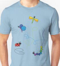 bug tracks T-Shirt