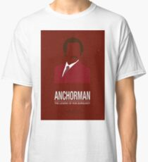 Anchorman Classic T-Shirt