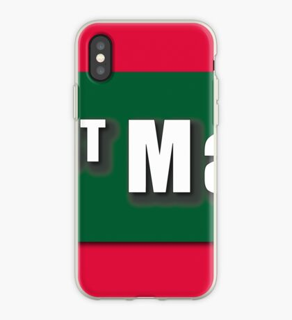Wall Street Market iPhone Case
