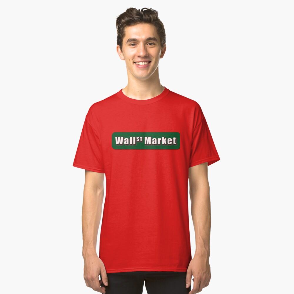 Wall Street Market Classic T-Shirt