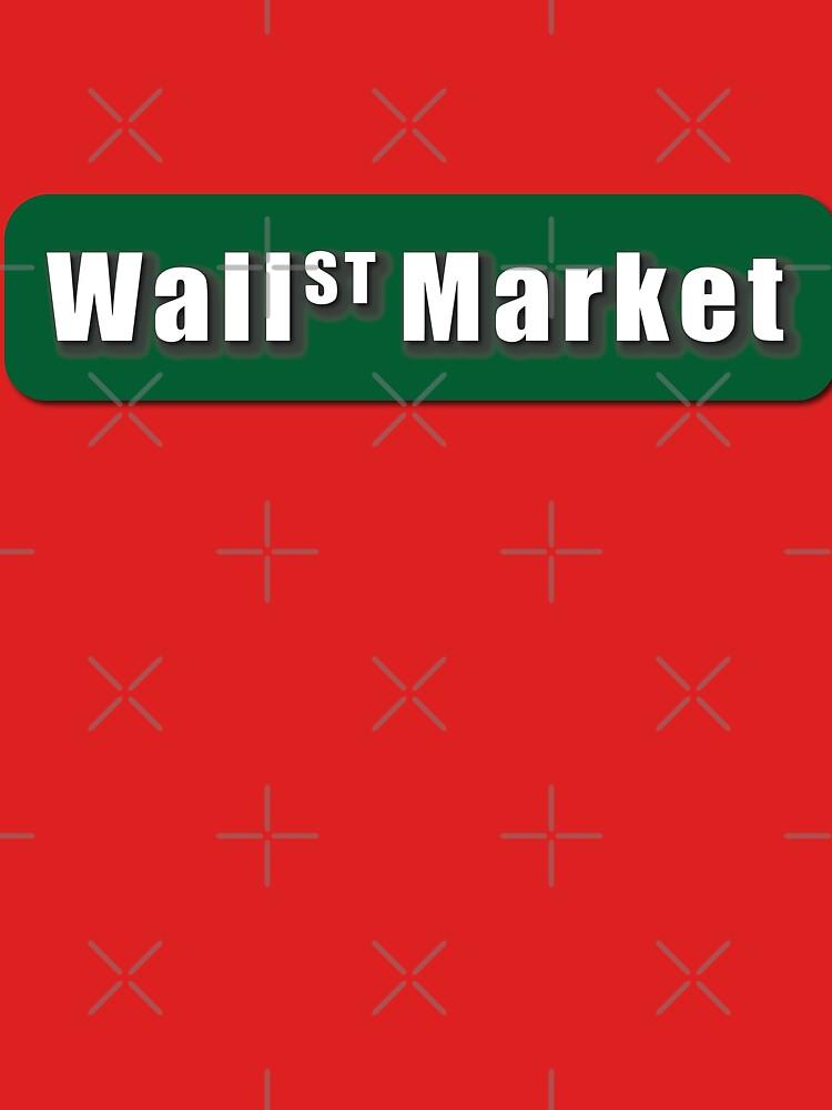 Wall Street Market by willpate