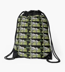 Stealing The Limelight Drawstring Bag