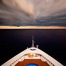 Heading to the Horizon by David Orias