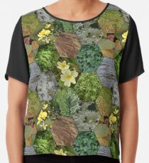Glimpses of the Slieve Bloom 1 Chiffon Top