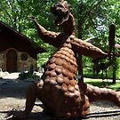 Rusty Dinosaur by JoyceIone