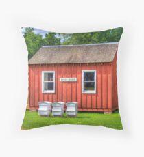 Honey Shack-2 Throw Pillow