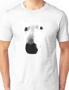 Bull Terrier Face Tee Unisex T-Shirt