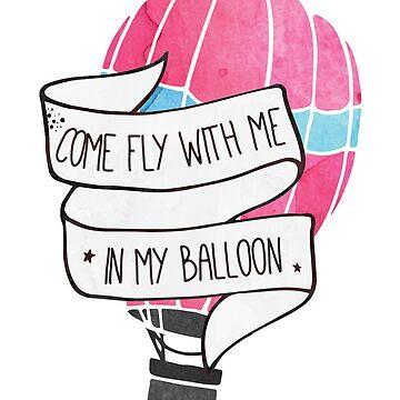 Air Balloon by afiretami