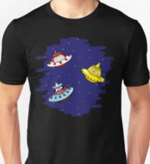 Flying Sauces T-Shirt