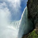 Beneath the Falls by Bevellee