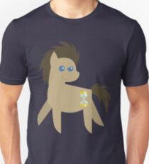 My Little Pony - Dr Hooves BBBFF (Song) Style Unisex T-Shirt