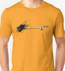 Fiz, the Twitchy-Shooter that Never Shot Unisex T-Shirt