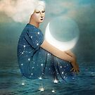 The Moon by Catrin Welz-Stein