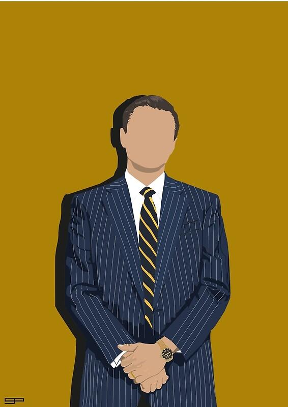"""Jordan Belfort (Wolf of Wall Street) "" Canvas Prints by ..."