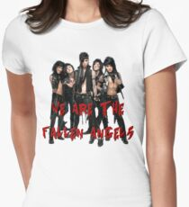 Black Veil Brides - Fallen Angels Womens Fitted T-Shirt