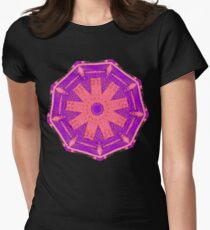 Tripped Up 5 Womens Fitted T-Shirt