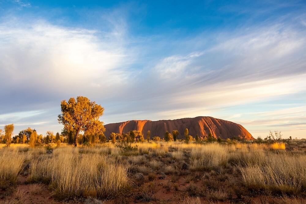Uluru, Northern Territory Australia by Andrew Goodall