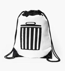 Trash Can Drawstring Bag