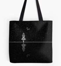 Alice In Wonderland Starry Night Tote Bag