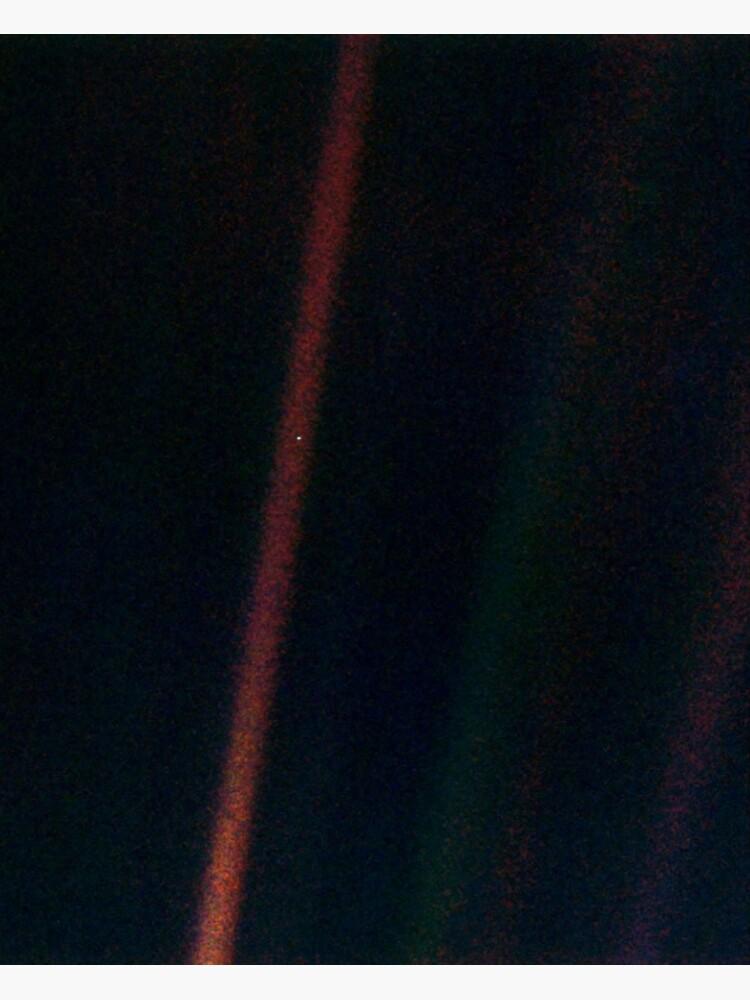 Pale Blue Dot by historicalstuff