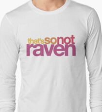 That's So Not Raven T-Shirt