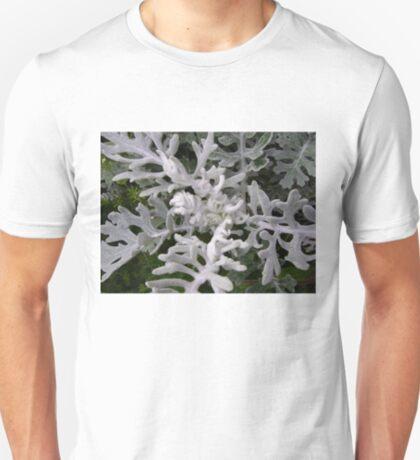 Gargoyles (strange figures among plant leaves) T-Shirt