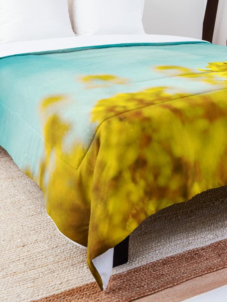 Alternate view of SpringTime Comforter