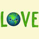 Earth Love - Nord- und Südamerika von daisy-beatrice