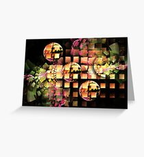 Space to create Greeting Card
