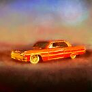 64 impala  by DARREL NEAVES