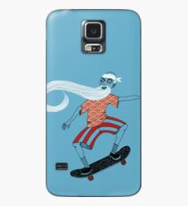 The Ancient Skater, Forever Skate ukiyo e style Case/Skin for Samsung Galaxy