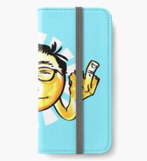 Jason Rise And Shine iPhone Wallet/Case/Skin