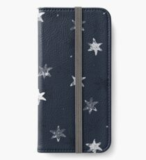 Stamped Star iPhone Wallet/Case/Skin
