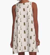 Images Of Willow the Wanderer A-Line Dress