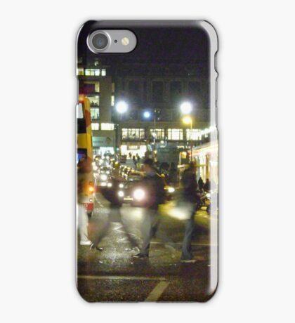 Night in the City (Edinburgh) iPhone Case/Skin