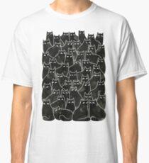 Camiseta clásica Gatos sospechosos