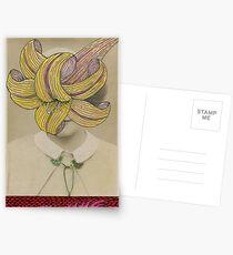 (De)Fault Line Postcards