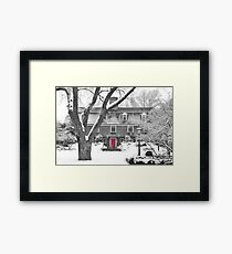 The Nassau Inn, Princeton NJ  Framed Print