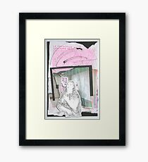 La Franchise de catastrophe naturelle et surnaturelle Framed Print