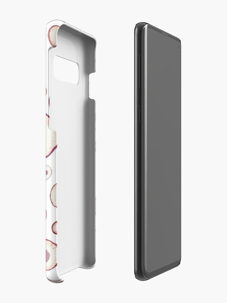Vista alternativa de Funda y vinilo para Samsung Galaxy Células / Suckers
