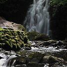 Gleno falls by erwina