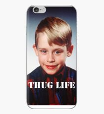 Macaulay Culkin - Thug Life iPhone Case