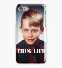 Macaulay Culkin - Thug Life iPhone Case/Skin