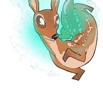 doe oh deer by KaHNkane