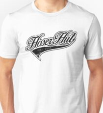Hoser Hut_Black Unisex T-Shirt
