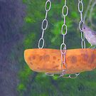 Tufted Titmouse by DottieDees