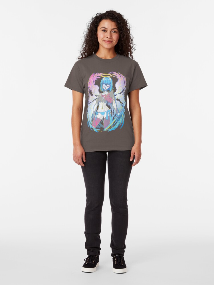 Alternate view of neon Classic T-Shirt
